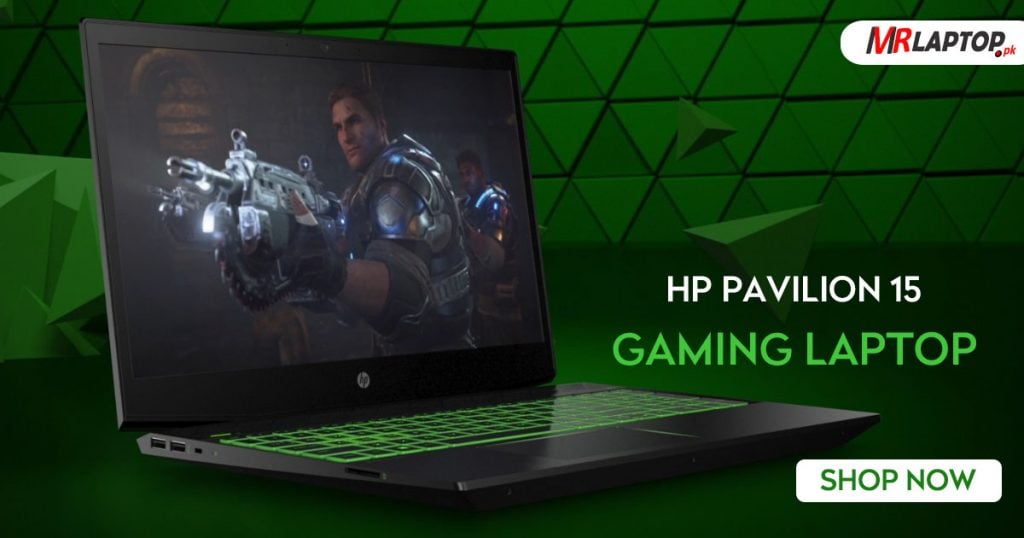 HP Pavilion 15 Gaming laptops prices in Pakistan