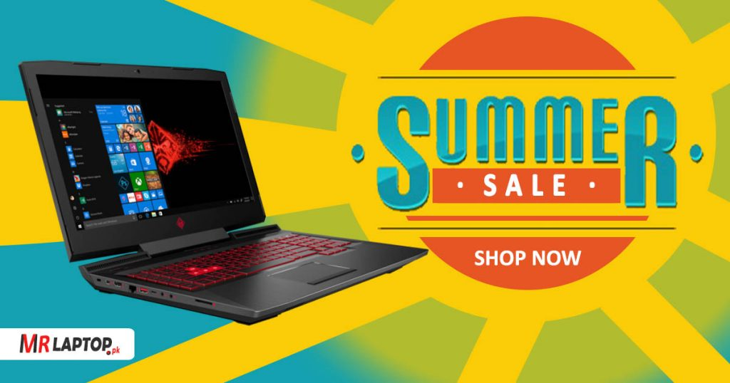 Summer Sale 2019 laptops prices in pakistan