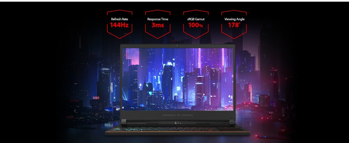 Asus ROG Zephyrus S GX531 Gaming Description 3