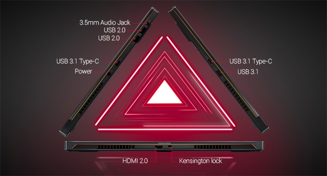 Asus ROG Zephyrus S GX531 Gaming Description 5