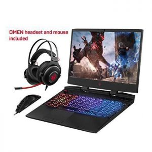 HP Omen 15 DC1088wm Ci7 9th gen gaming laptop in pakistan