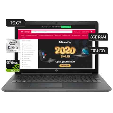 HP Notebook 15-da2185nia
