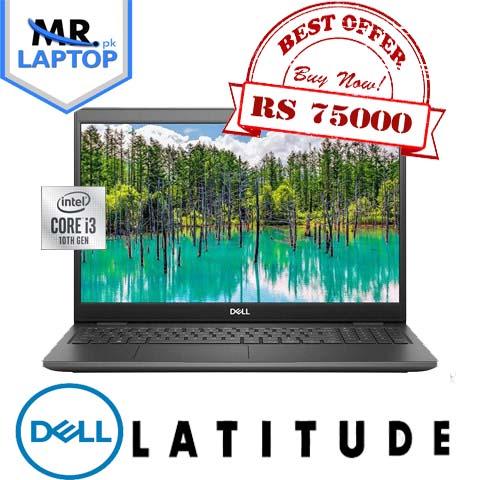 Dell Latitude 3510 Business Laptop