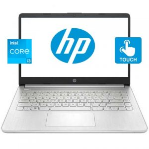 HP 14 DQ1077wm Touch 11th Gen Intel Core i3