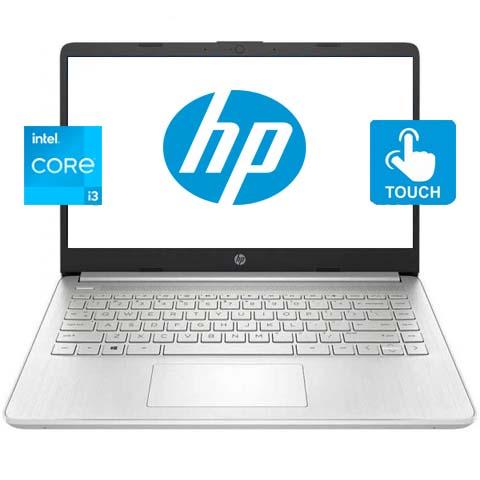 HP 14 DQ1077wm Touch 11th Gen Intel Core i3