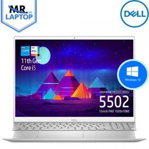 Dell Inspiron 15 5502 CI5 WIN 10 DELL PAKISTAN WARRANTY