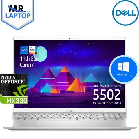 Dell Inspiron 15-5502 - Intel Core i7
