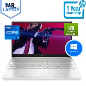 HP Pavilion Laptop - 15t-eg0122tx