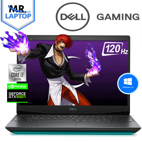 Dell G5 15 5500 Gaming (120Hz)