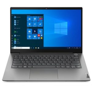 """Lenovo 14 ThinkBook G2 Intel Core i7 - 1165G7 (up to 4.70 GHz 12mb Cache) - 11th Generation - 8GB DDR4 RAM - 1TB HDD - 14"""" FHD Screen - DOS - Mineral Gray"""